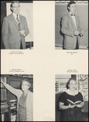 Page 10, 1959 Edition, Wheatfield High School - Arcus Yearbook (Wheatfield, IN) online yearbook collection