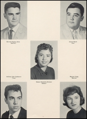 Page 15, 1959 Edition, Wheatfield High School - Arcus Yearbook (Wheatfield, IN) online yearbook collection