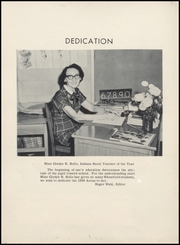 Page 6, 1959 Edition, Wheatfield High School - Arcus Yearbook (Wheatfield, IN) online yearbook collection
