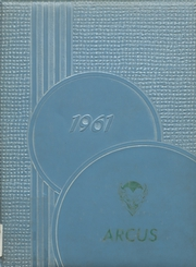 1961 Edition, Wheatfield High School - Arcus Yearbook (Wheatfield, IN)