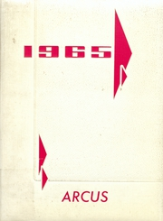1965 Edition, Wheatfield High School - Arcus Yearbook (Wheatfield, IN)