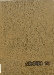1970 Edition, Wheatfield High School - Arcus Yearbook (Wheatfield, IN)
