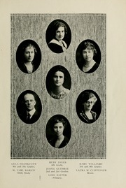 Page 11, 1922 Edition, Selma High School - Retro Yearbook (Selma, IN) online yearbook collection