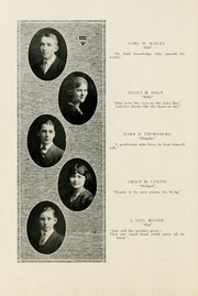 Page 12, 1922 Edition, Selma High School - Retro Yearbook (Selma, IN) online yearbook collection