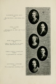 Page 13, 1922 Edition, Selma High School - Retro Yearbook (Selma, IN) online yearbook collection