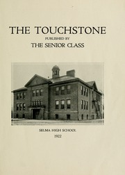 Page 7, 1922 Edition, Selma High School - Retro Yearbook (Selma, IN) online yearbook collection