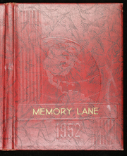 Page 1, 1952 Edition, Pierceton High School - Echoes Yearbook (Pierceton, IN) online yearbook collection