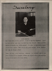 Page 15, 1952 Edition, Pierceton High School - Echoes Yearbook (Pierceton, IN) online yearbook collection