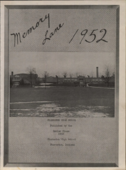 Page 7, 1952 Edition, Pierceton High School - Echoes Yearbook (Pierceton, IN) online yearbook collection