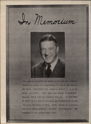 Page 8, 1952 Edition, Pierceton High School - Echoes Yearbook (Pierceton, IN) online yearbook collection