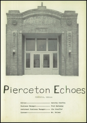 Page 7, 1954 Edition, Pierceton High School - Echoes Yearbook (Pierceton, IN) online yearbook collection