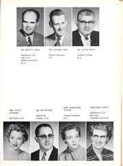 Page 11, 1958 Edition, Pierceton High School - Echoes Yearbook (Pierceton, IN) online yearbook collection