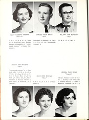 Page 16, 1958 Edition, Pierceton High School - Echoes Yearbook (Pierceton, IN) online yearbook collection