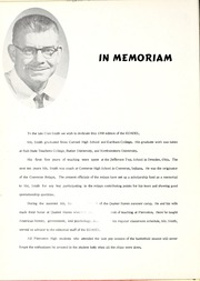 Page 6, 1958 Edition, Pierceton High School - Echoes Yearbook (Pierceton, IN) online yearbook collection