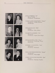 Page 10, 1951 Edition, Odon Madison High School - Odonian Yearbook (Odon, IN) online yearbook collection