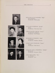 Page 11, 1951 Edition, Odon Madison High School - Odonian Yearbook (Odon, IN) online yearbook collection