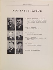 Page 5, 1951 Edition, Odon Madison High School - Odonian Yearbook (Odon, IN) online yearbook collection