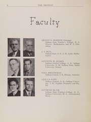 Page 6, 1951 Edition, Odon Madison High School - Odonian Yearbook (Odon, IN) online yearbook collection