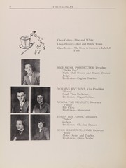 Page 8, 1951 Edition, Odon Madison High School - Odonian Yearbook (Odon, IN) online yearbook collection