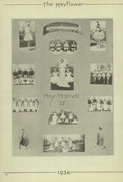 Page 14, 1934 Edition, Lincoln High School - Mayflower Yearbook (Plymouth, IN) online yearbook collection