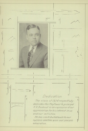 Page 9, 1934 Edition, Lincoln High School - Mayflower Yearbook (Plymouth, IN) online yearbook collection