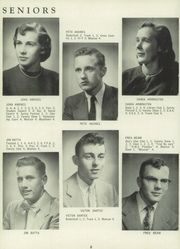 Page 12, 1954 Edition, Lincoln High School - Mayflower Yearbook (Plymouth, IN) online yearbook collection