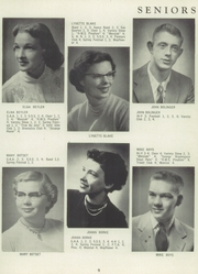 Page 13, 1954 Edition, Lincoln High School - Mayflower Yearbook (Plymouth, IN) online yearbook collection