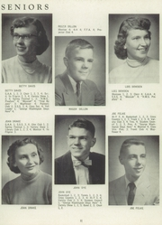 Page 15, 1954 Edition, Lincoln High School - Mayflower Yearbook (Plymouth, IN) online yearbook collection