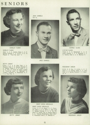 Page 16, 1954 Edition, Lincoln High School - Mayflower Yearbook (Plymouth, IN) online yearbook collection