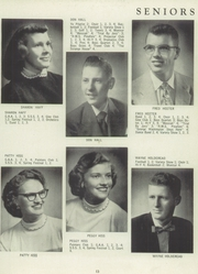 Page 17, 1954 Edition, Lincoln High School - Mayflower Yearbook (Plymouth, IN) online yearbook collection