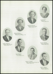 Page 10, 1951 Edition, Edwardsport High School - Power Blazes Yearbook (Edwardsport, IN) online yearbook collection
