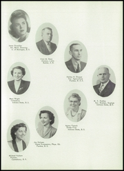 Page 11, 1951 Edition, Edwardsport High School - Power Blazes Yearbook (Edwardsport, IN) online yearbook collection