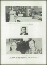 Page 12, 1951 Edition, Edwardsport High School - Power Blazes Yearbook (Edwardsport, IN) online yearbook collection