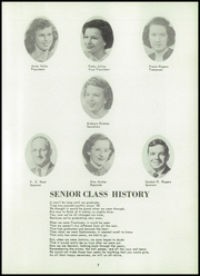Page 15, 1951 Edition, Edwardsport High School - Power Blazes Yearbook (Edwardsport, IN) online yearbook collection