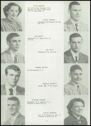 Page 16, 1951 Edition, Edwardsport High School - Power Blazes Yearbook (Edwardsport, IN) online yearbook collection