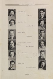Page 15, 1949 Edition, French Lick High School - Plutocraft Yearbook (French Lick, IN) online yearbook collection