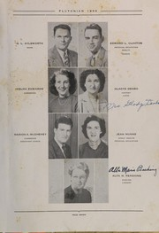 Page 15, 1950 Edition, French Lick High School - Plutocraft Yearbook (French Lick, IN) online yearbook collection