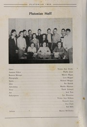 Page 8, 1950 Edition, French Lick High School - Plutocraft Yearbook (French Lick, IN) online yearbook collection