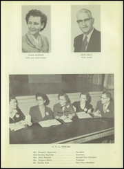 Page 11, 1956 Edition, French Lick High School - Plutocraft Yearbook (French Lick, IN) online yearbook collection