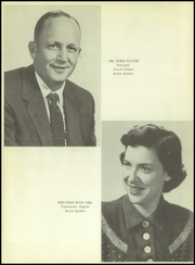 Page 12, 1956 Edition, French Lick High School - Plutocraft Yearbook (French Lick, IN) online yearbook collection