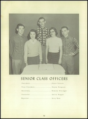 Page 14, 1956 Edition, French Lick High School - Plutocraft Yearbook (French Lick, IN) online yearbook collection