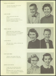 Page 15, 1956 Edition, French Lick High School - Plutocraft Yearbook (French Lick, IN) online yearbook collection