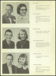 Page 16, 1956 Edition, French Lick High School - Plutocraft Yearbook (French Lick, IN) online yearbook collection