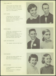 Page 17, 1956 Edition, French Lick High School - Plutocraft Yearbook (French Lick, IN) online yearbook collection
