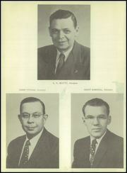 Page 6, 1956 Edition, French Lick High School - Plutocraft Yearbook (French Lick, IN) online yearbook collection