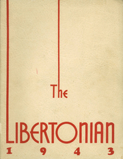 1943 Edition, Short High School - Libertonian Yearbook (Liberty, IN)