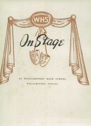 Page 5, 1947 Edition, Williamsport High School - Goldenrod Yearbook (Williamsport, IN) online yearbook collection