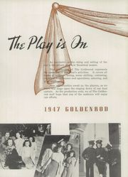 Page 6, 1947 Edition, Williamsport High School - Goldenrod Yearbook (Williamsport, IN) online yearbook collection