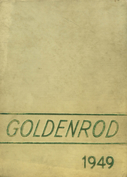 Page 1, 1949 Edition, Williamsport High School - Goldenrod Yearbook (Williamsport, IN) online yearbook collection