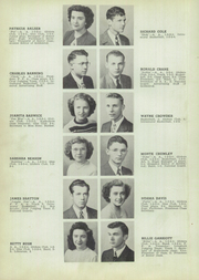 Page 12, 1949 Edition, Williamsport High School - Goldenrod Yearbook (Williamsport, IN) online yearbook collection